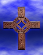 Old World Ornate Cross